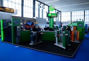 Intertraffic 2014 - GREEN Center stand